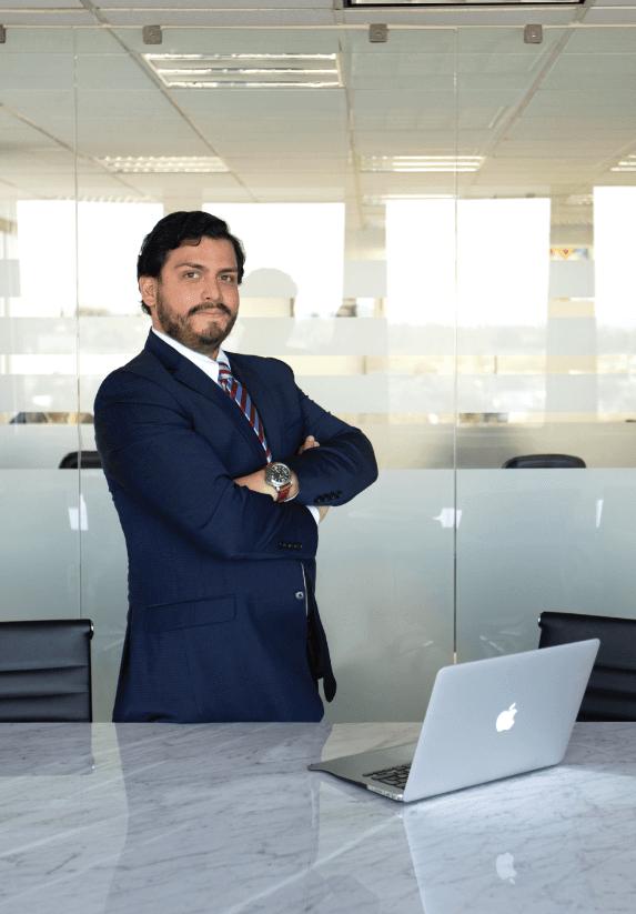 Diego Arzamendi Caso-Socio | CRS Legal